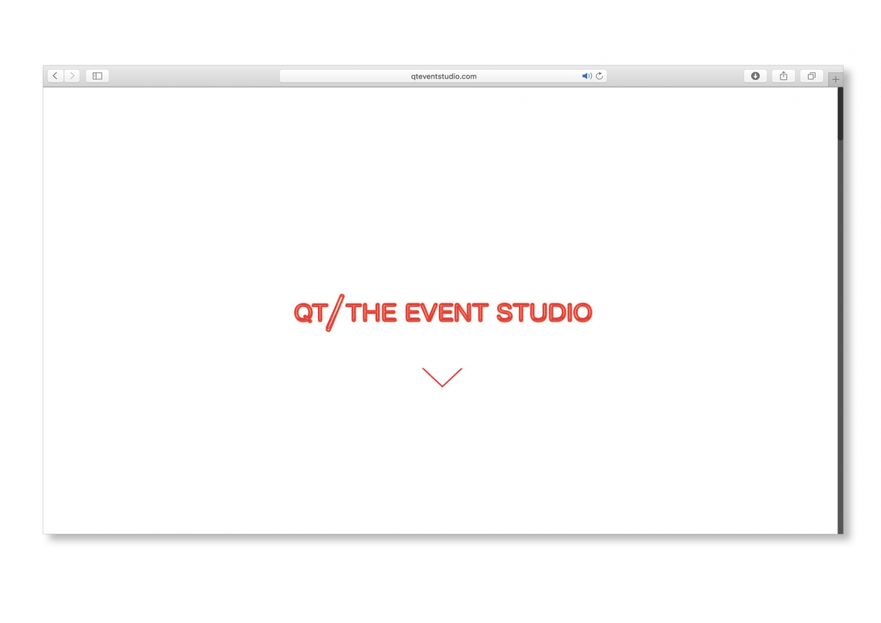 clara huber – visual communication ● The Event Studio