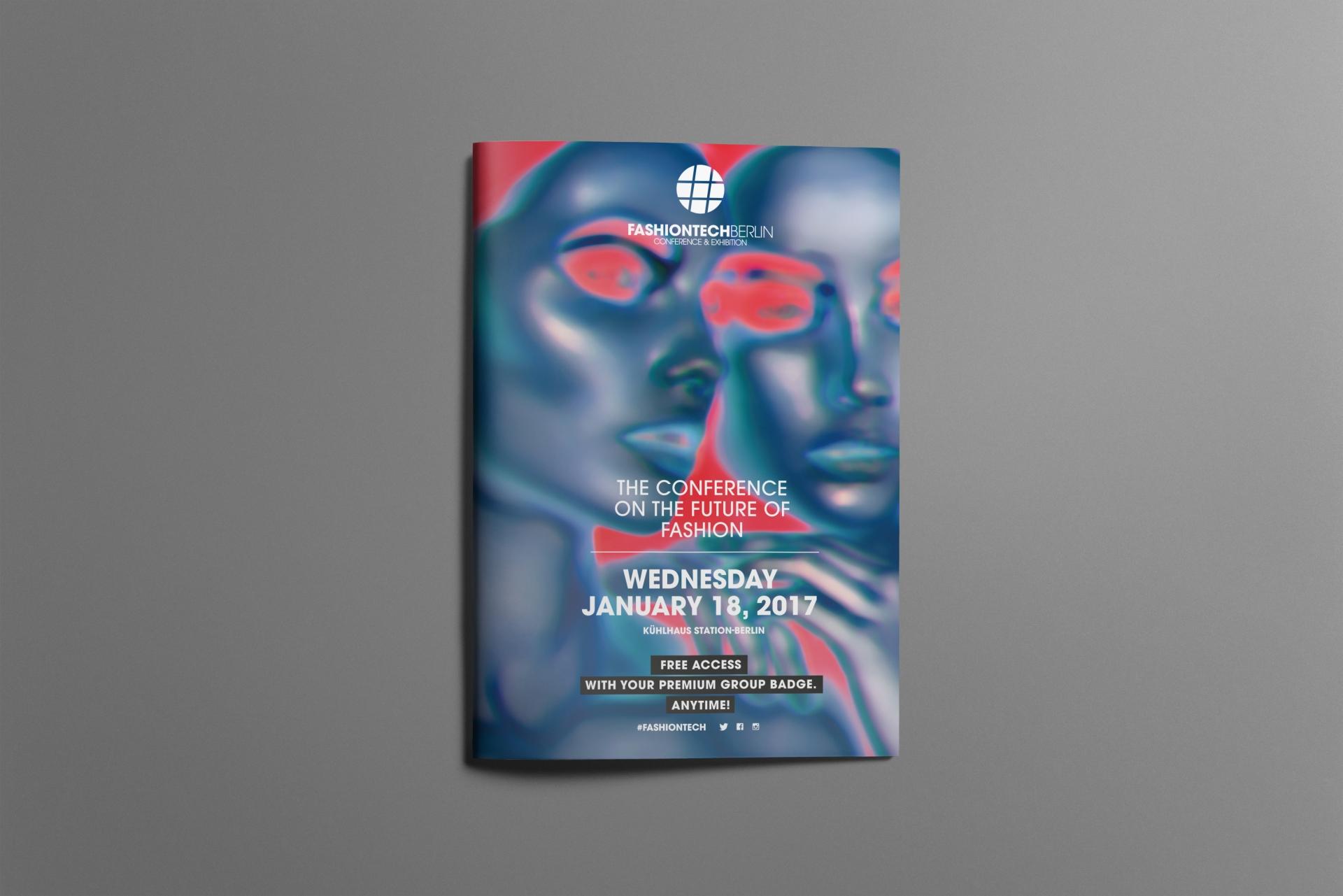 clara huber – visual communication ● FashionTech Berlin