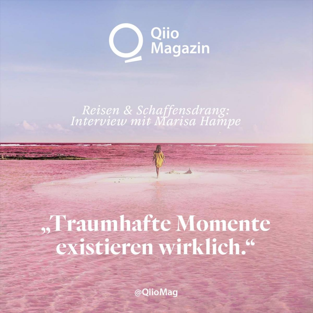 CLARA HUBER STUDIO Qiio Magazin